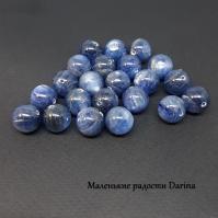 Бусина Кианит гладкий шар 12-12,5 мм